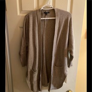 3/20 American eagle open front cardigan xs